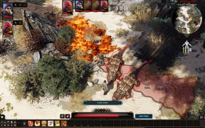 Na ten mod do Divinity: Original Sin II warto czekać. Będzie m.in. nowy świat i tryb RTS - obrazek 1