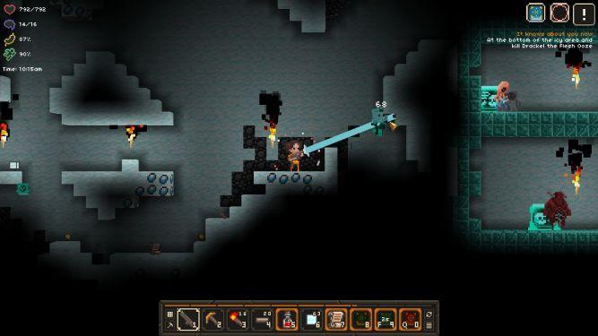 Twórca Diablo ujawnił swój najnowszy projekt - It Lurks Below - obrazek 1