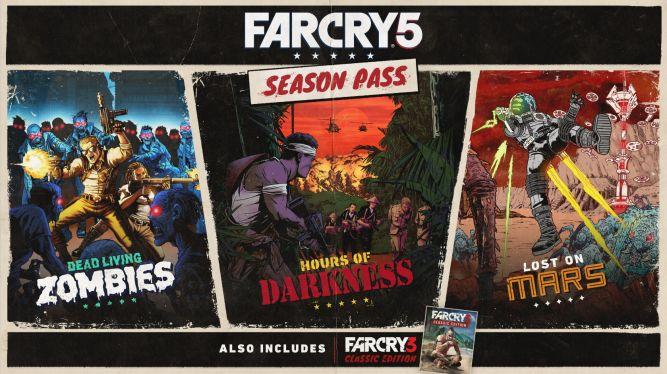 Pełna wersja Far Cry 3 w Season Passie Far Cry 5 - obrazek 1