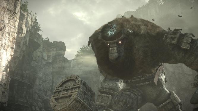 Shadow of the Colossus Remake z dwoma zwiastunami - obrazek 1