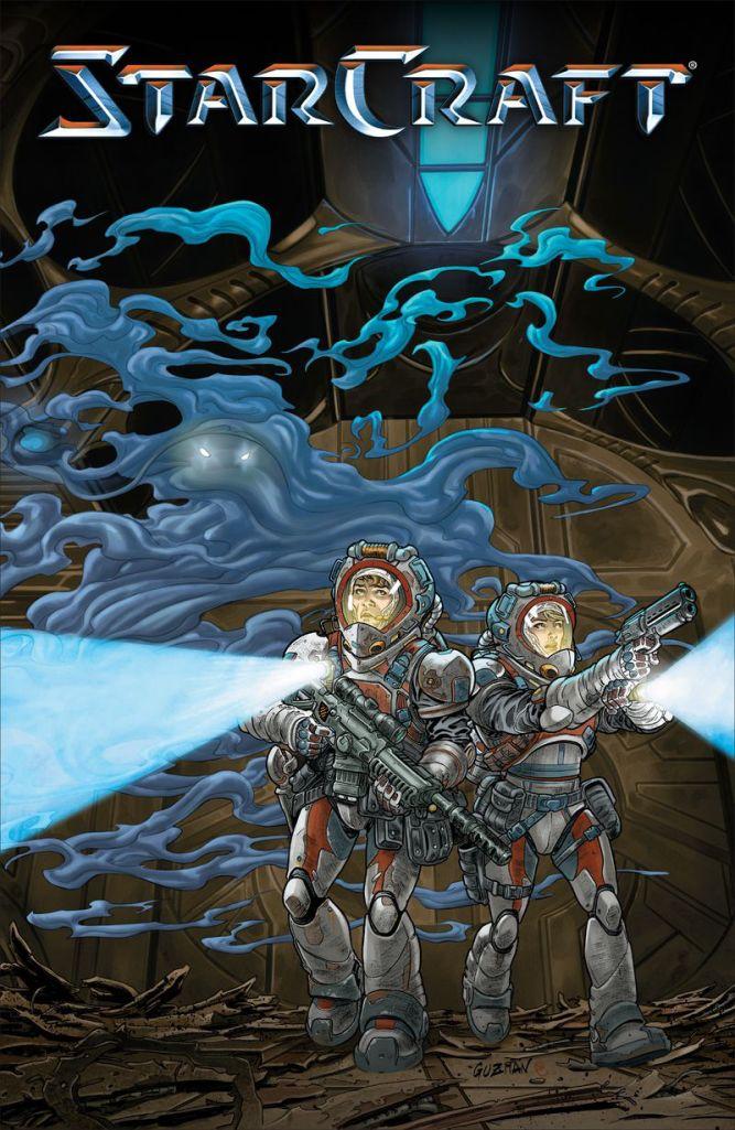 StarCraft doczeka się nowej miniserii komiksów - obrazek 1