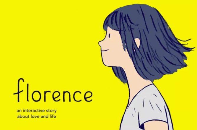 Florence to gra w sam raz na walentynki - obrazek 1