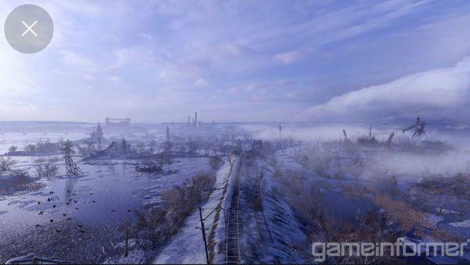 Metro: Exodus wypadkową doświadczeń 4A Games. Zobacz nowe screeny - obrazek 1