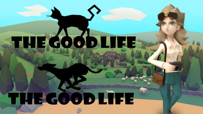 Zbiórka na The Good Life - nową grę twórcy Deadly Premonition - wystartuje pod koniec marca - obrazek 1