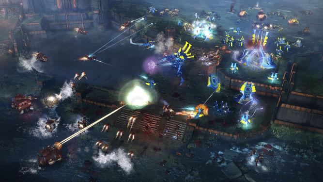 Sprzedaż Dawn of War III poniżej oczekiwań, gra nie otrzyma dużego dodatku - obrazek 1