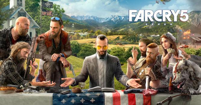 Far Cry 5 z nowym trailerem - obrazek 1