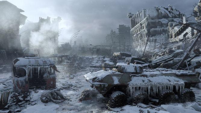 Metro: Exodus nie będzie grą z typowym otwartym światem - obrazek 1
