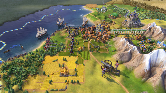 Trwa darmowy weekend z Civilization VI - obrazek 1