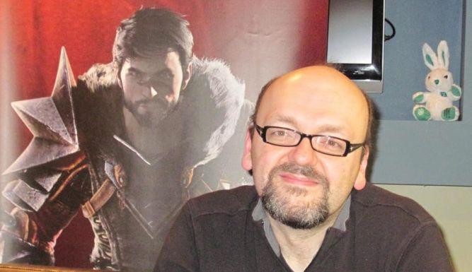David Gaider - główny scenarzysta gier z serii Dragon Age - opuszcza Beamdog - obrazek 1