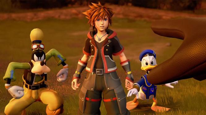 Kingdom Hearts III z nowym zwiastunem - obrazek 1