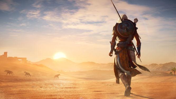 Assassins' Creed Origins sprzeda się dwa razy lepiej niż Syndicate? - obrazek 1