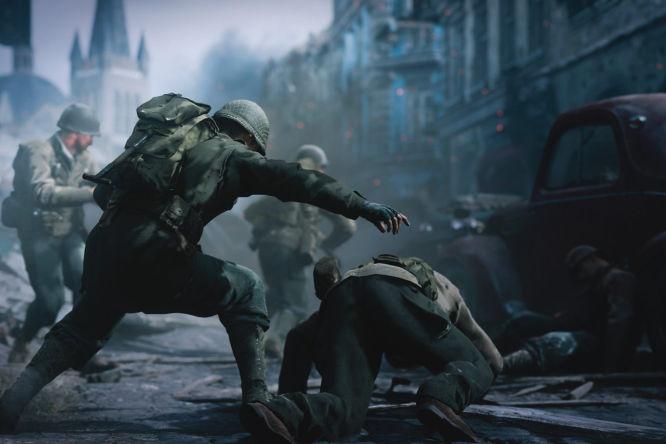 Call of Duty: WWII - 32000 zabójstw i ranga Prestige Master bez ani jednego strzału? To możliwe! - obrazek 1