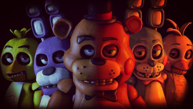 Five Nights at Freddy's  - film w rękach reżysera takich produkcji jak Kevin sam w domu czy Piksele - obrazek 1