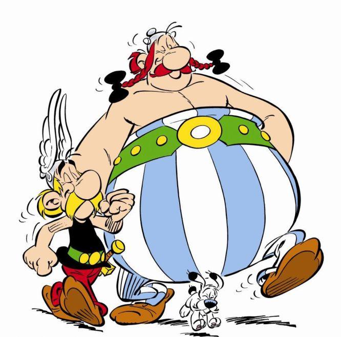Anuman wyda gry oparte na licencji Asteriks i Obeliks - obrazek 1