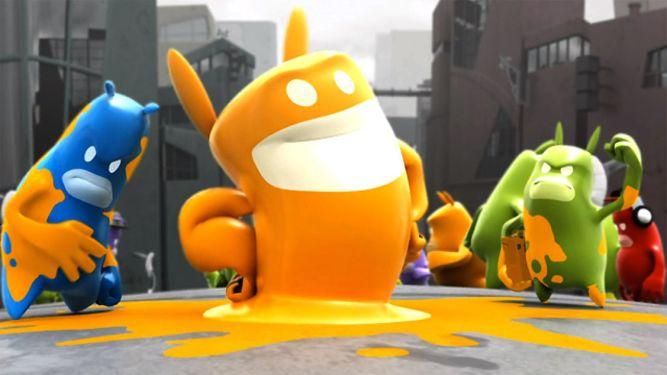 de Blob pojawi się na Nintendo Switch - obrazek 1
