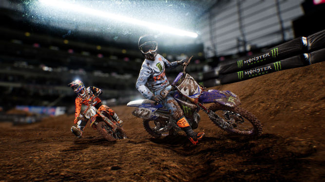 Premiera gry Monster Energy Supercross - The Official Videogame - obrazek 1
