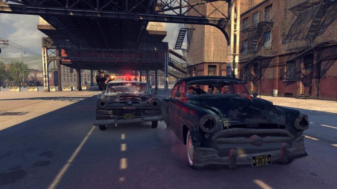 Mafia II teraz także na Xboksie One - obrazek 1