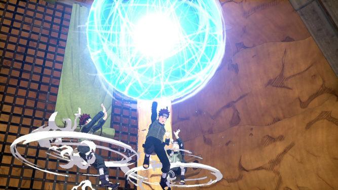 Naruto to Boruto: Shinobi Striker - otwarta beta już w ten weekend na PS4 - obrazek 1