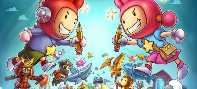 Scribblenauts Showdown z nowym trailerem - obrazek 1