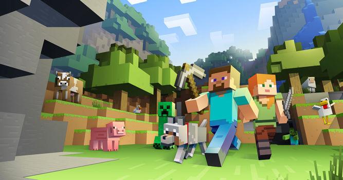 Minecraft Bedrock Edition na nowym gameplayu - obrazek 1