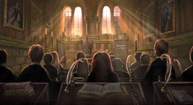 Zaglądamy do Hogwartu - nowy gameplay trailer gry z uniwersum Harry'ego Pottera - obrazek 1