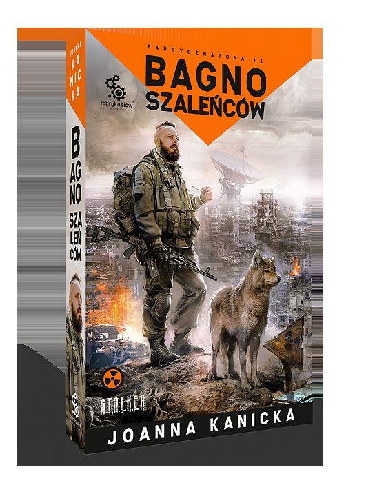 Bagno Szaleńców - nowa powieść z serii Fabryczna Zona ukaże się 21 marca - obrazek 2