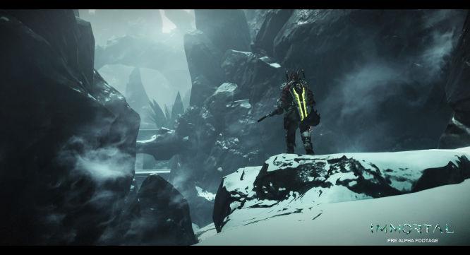 Rozdajemy 200 kodów do alfa-testów Immortal: Unchained! - obrazek 1