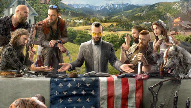 Far Cry 5  - dowiedz się więcej o dowodzącym kultem z nowego wideo - obrazek 1