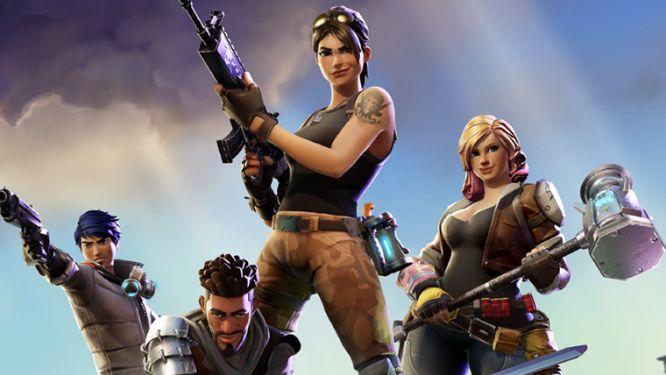 Fortnite na Xbox One z rozgrywką międzyplatfromową - obrazek 1