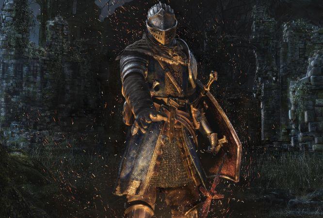 Dark Souls - śmiałek przeszedł trzy gry z serii bez obrażeń od przeciwników - obrazek 1