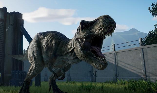 Jurassic Park Evolution - Jeff Goldblum również pracuje nad grą - obrazek 1