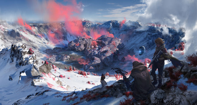Poznajcie Scavengers - nową grę twórców Halo - obrazek 1
