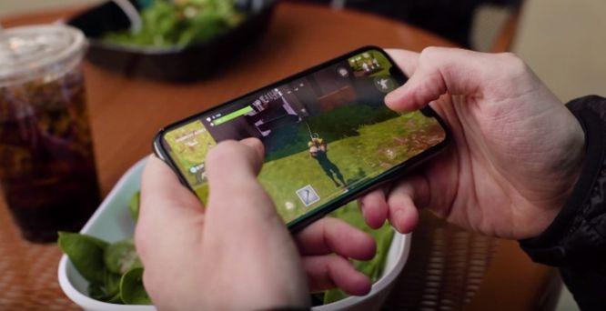 Tak wygląda Fortnite: Battle Royale na smartfonach - obrazek 1