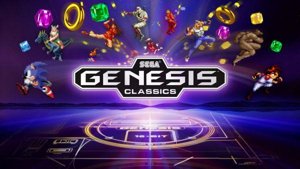 Sega Mega Drive Classics zapowiedziane na PS4 i XOne - obrazek 1