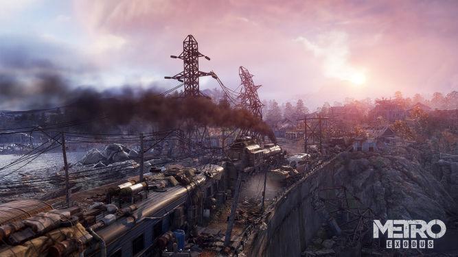 Metro Exodus jedną z pierwszych gier obsługujących Nvidia RTX - obrazek 1