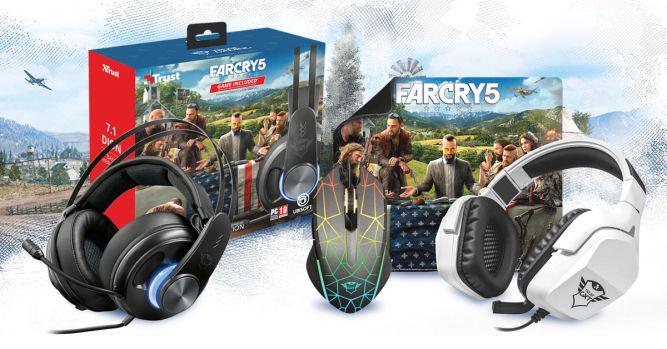 Pochwal się mocą swojego pupila! Zgarnij Far Cry 5 i sprzęt gamingowy Trust! - obrazek 2