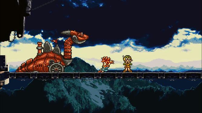 Pecetowe Chrono Trigger otrzyma aktualizację pozwalającą na wybór grafiki ze SNES - obrazek 1