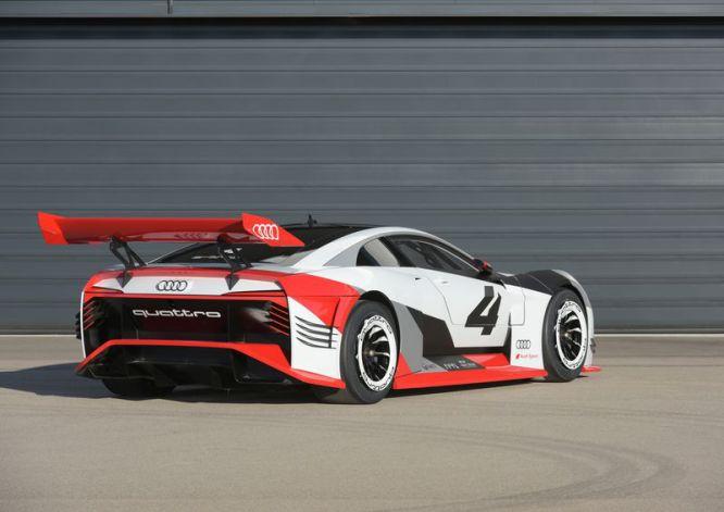 Gran Turismo Sport - Audi stworzyło samochód na bazie konceptu auta z gry - obrazek 1