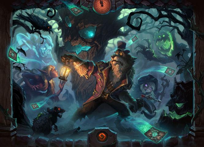 Mroczny, wypaczony, upiorny - tak o nowym dodatku do Hearthstone mówią twórcy gry - obrazek 1