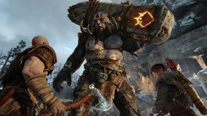 God of War - twórcy w kilku słowach o trollach - obrazek 1