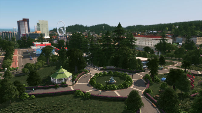 Cities: Skylines w maju z orzeźwiającym dodatkiem Parklife - obrazek 1