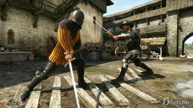 Kingdom Come: Deliverance - miało być z tego Red Dead Redemption z mieczami - obrazek 1