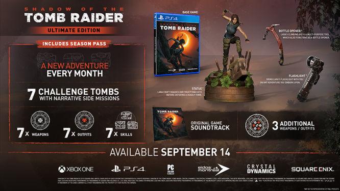 Shadow of the Tomb Raider oficjalnie zapowiedziane - obrazek 1