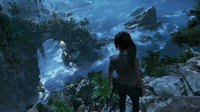 Shadow of the Tomb Raider w 4K i 60 FPS na XOne - obrazek 1