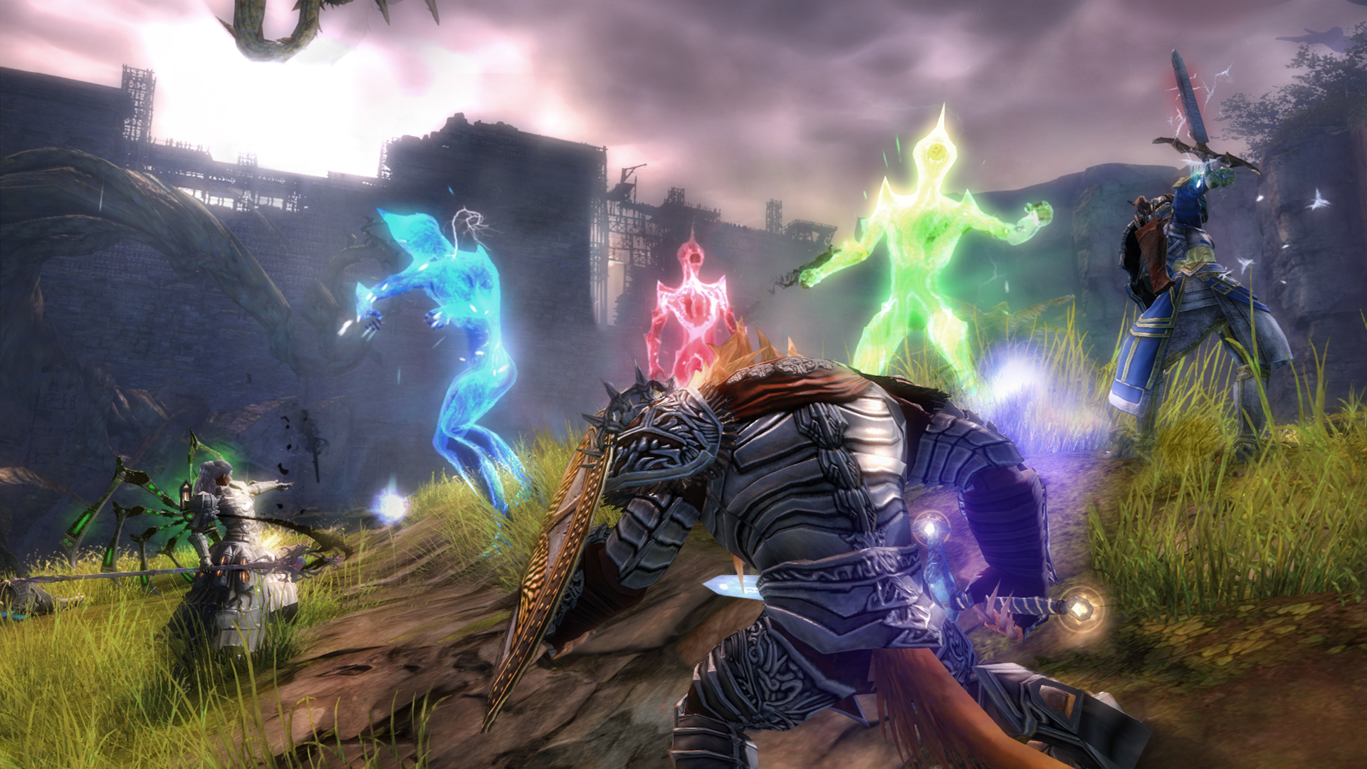 Guild Wars 2 darmowe. Dodatek Heart of Thorns z datą premiery