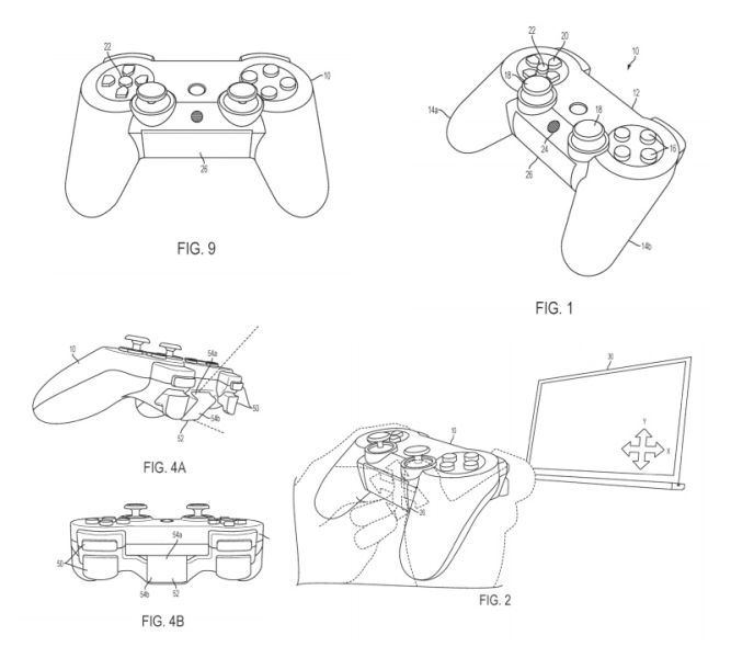 PlayStation 5 - DualShock 5 will get big changes - Figure 2
