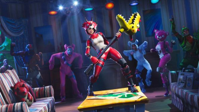 Fortnite - rapper 2 Milly plans to sue the company - all by a certain emoticon - picture 1